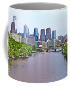Philly By Water Coffee Mug