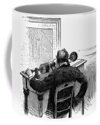 Phonograph, C1878 Coffee Mug