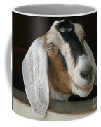 Photogenic Goat Coffee Mug