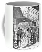 Photography Studio, 1876 Coffee Mug by Granger