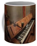 Piano Candelabra Coffee Mug