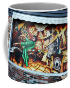 Piano Man 3 Coffee Mug