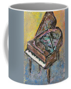 Piano Study 2 Coffee Mug