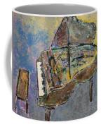 Piano Study 3 Coffee Mug