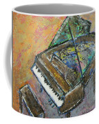 Piano Study 4 Coffee Mug