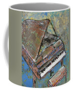 Piano Study 5 Coffee Mug