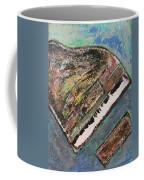 Piano Study 7 Coffee Mug
