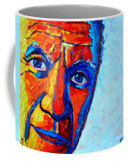Picasso's Look Coffee Mug