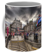 Piccadilly Circus - London Coffee Mug