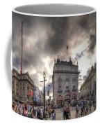 Piccadilly Panorama Coffee Mug