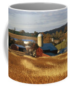 Picturesque Farm Photographed Coffee Mug