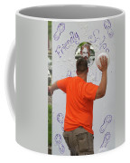 Pie Tossing 01 Coffee Mug