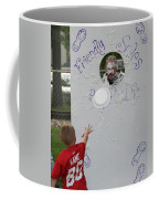 Pie Tossing 02 Coffee Mug