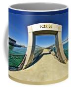 Pier 14 Coffee Mug