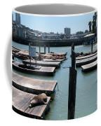 Pier 39 San Francisco Coffee Mug