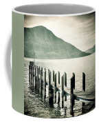 Pier Coffee Mug by Joana Kruse