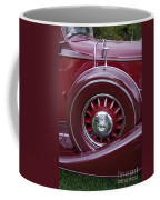 Pierce Arrow Fender Coffee Mug