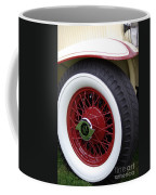 Pierce Arrow Wheel Coffee Mug