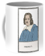 Pierre De Fermat, French Mathematician Coffee Mug by Science Source