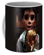 Pierrot Puppet Coffee Mug
