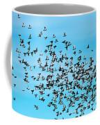 Pigeon Flight Coffee Mug