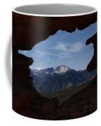 Pikes Peak 2012 Coffee Mug