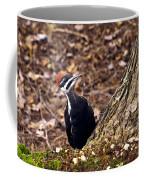 Pileated Woodpecker 3 Coffee Mug