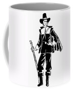 Pilgrim, 17th Century Coffee Mug