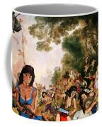 Pilgrimage To The Isle Of Dangerous Women Coffee Mug