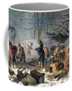 Pilgrims: First Winter, 1620 Coffee Mug