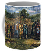 Pilgrims: Massasoit Coffee Mug