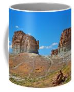 Pilot Butte Rock Formation Iv Coffee Mug