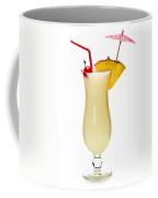 Pina Colada Cocktail Coffee Mug by Elena Elisseeva