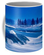 Pinawa Channel, Manitoba Coffee Mug