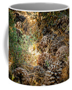 Pine Cones Coffee Mug