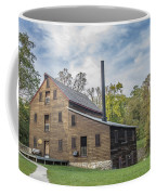 Pine Creek Grist Mill At Fall Coffee Mug