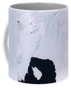 Pine Island Glacier Coffee Mug