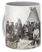 Pine Ridge Reservation Coffee Mug