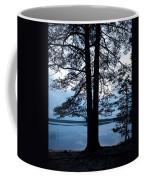 Pine Silhuette Coffee Mug