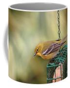 Pine Warbler 3 Coffee Mug
