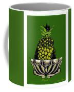 Pineapple Study  Coffee Mug