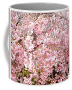 Pink Blossoms Coffee Mug