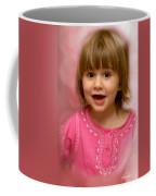 Pink Bubbles Coffee Mug