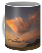 Pink Cloud Coffee Mug