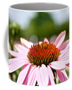 Pink Cone Flower Coffee Mug