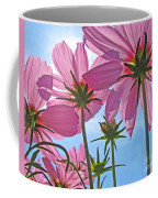 Pink Cosmos Coffee Mug