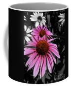 Pink Cutout Coffee Mug