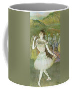 Pink Dancer  Coffee Mug