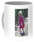 Pink Dress Coffee Mug