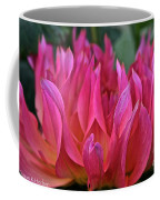 Pink Flames Coffee Mug